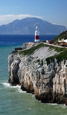 Pillars of Hercules (Straits of Gibraltar)